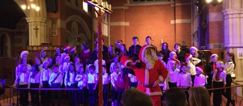 EMERALD CHRISTMAS CONCERT 2016