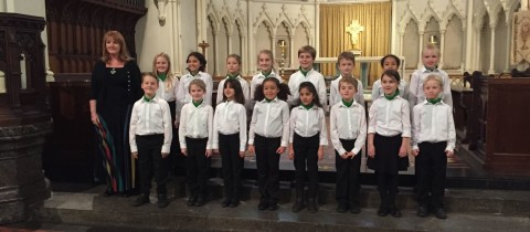 BECKENHAM FESTIVAL DISTINCTION FOR CLOCK HOUSE CHOIR
