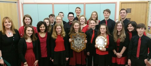 SUCCESS AT THE SUTTON MUSIC FESTIVAL  2016